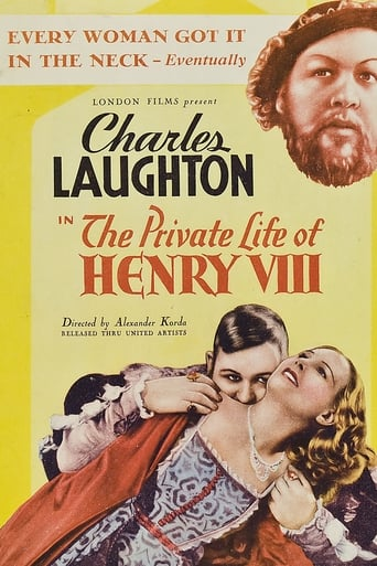 'The Private Life of Henry VIII (1933)