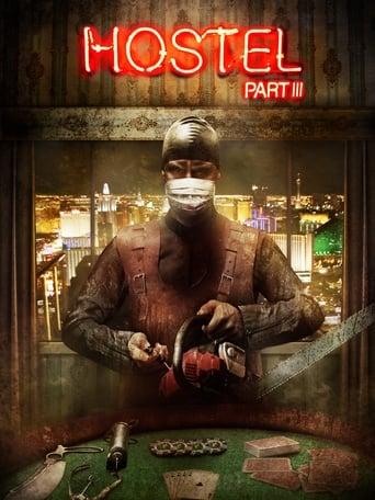 Poster of Hostel: Part III