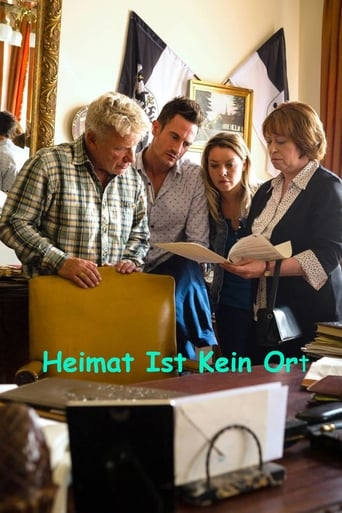 Poster of Heimat ist kein Ort