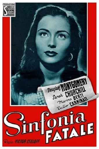 Poster of Sinfonia fatale