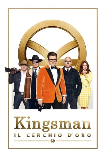 Kingsman: Il cerchio d'oro Bruce Greenwood  - President of the United States