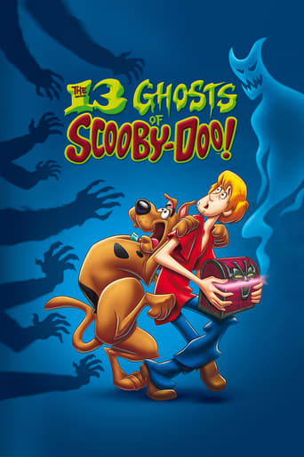 Poster of The 13 Ghosts of Scooby-Doo fragman