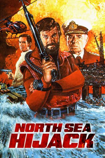Poster of North Sea Hijack