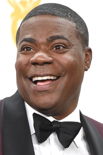 Tracy Morgan alias Captain Caveman (voice)