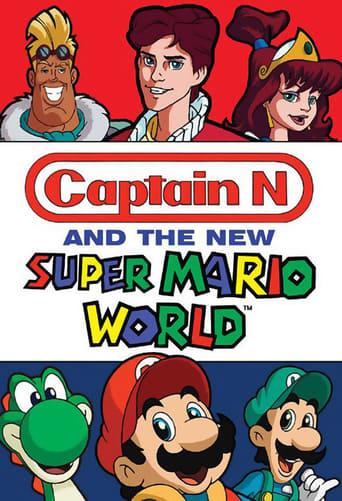Captain N et le nouveau Super Mario World