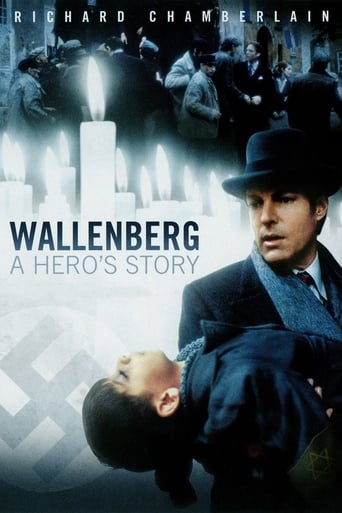 Poster of Wallenberg: A Hero's Story