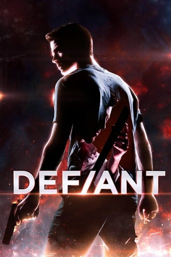 Defiant Poster