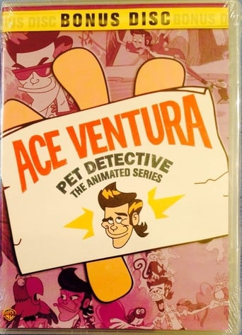 Poster of Ace Ventura Pet Detective: The Series fragman