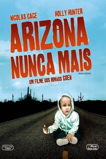 Arizona Nunca Mais - Poster