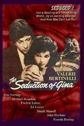 Poster of The Seduction of Gina
