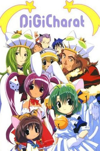 Poster of Di Gi Charat: A Trip To The Planet