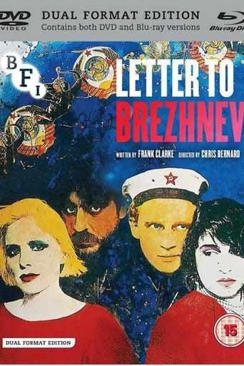 Poster of Letter to Brezhnev fragman