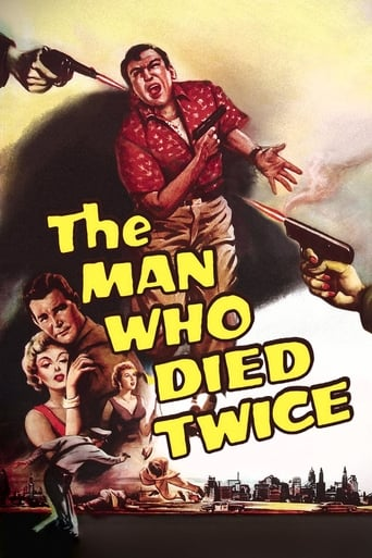 Poster of The Man Who Died Twice