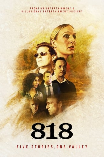 Poster of 818