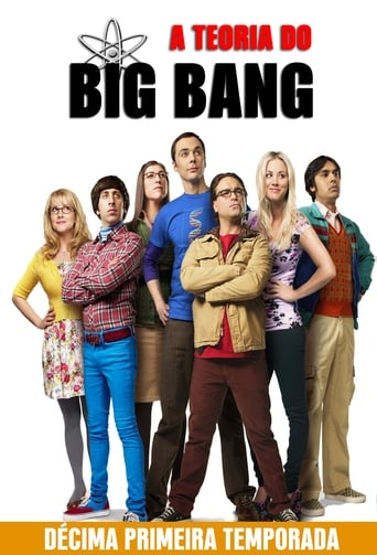 Big Bang A Teoria 11ª Temporada - Poster