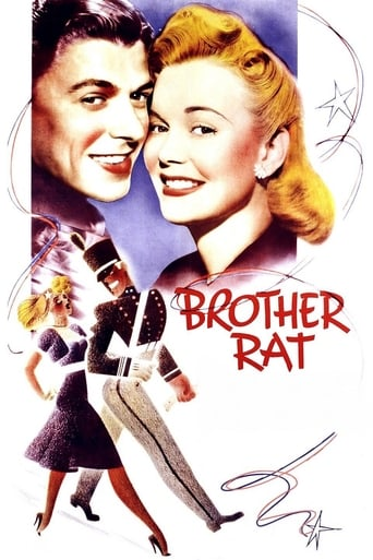 Brother Rat Movie Poster