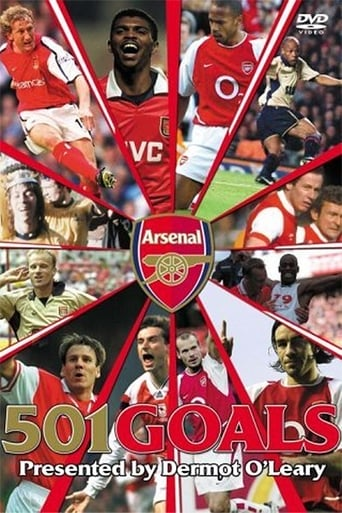 Arsenal - 501 Great Goals