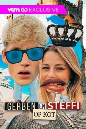 Gerben & Steffi op kot