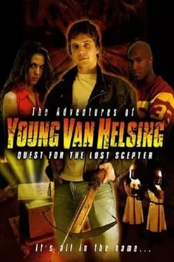 Watch The Adventures Of Young Van Helsing - Quest For The Lost Scepter 2004 full online free