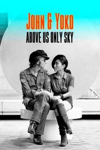 John & Yoko: Above Us Only Sky Movie Poster