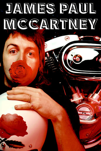 Poster of James Paul McCartney