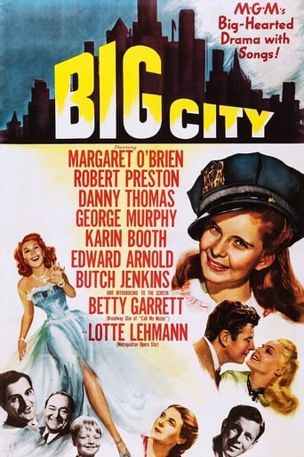 Poster of Big City