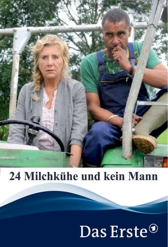24 vacas de leche y ningún hombre