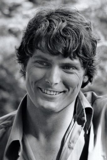 Christopher Reeve alias Superman / Clark Kent