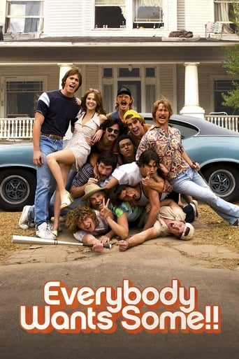 Poster of Everybody Wants Some!!