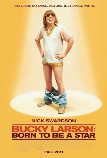 Poster of Bucky Larson: Born to Be a Star