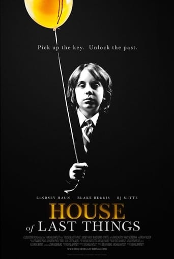 House of Last Things (2013) - poster