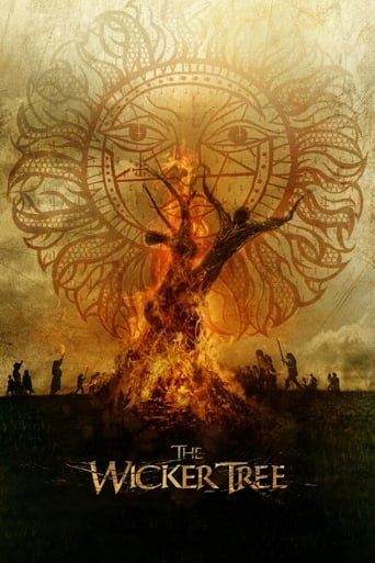 Poster of The Wicker Tree