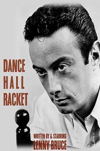 Poster of Dance Hall Racket