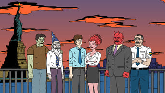 Ugly Americans (2010-2012)