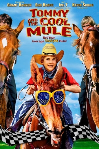 Poster of Tommy and the Cool Mule