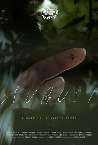 Poster of August