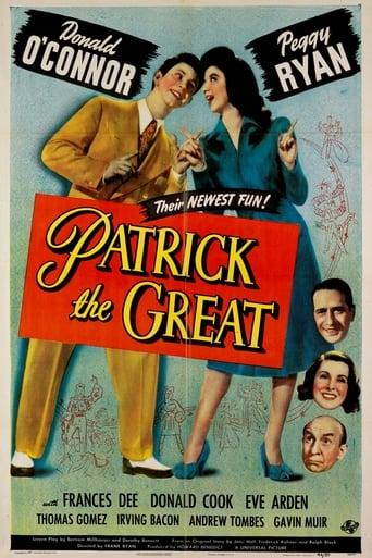 Watch Patrick the Great Online Free Putlocker