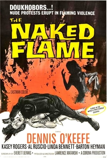 Poster of The Naked Flame