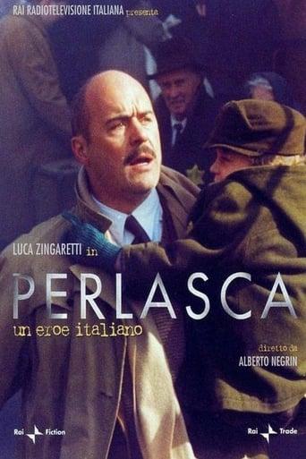 Poster of Perlasca - Un eroe italiano