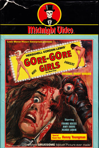 Poster of The Gore Gore Girls