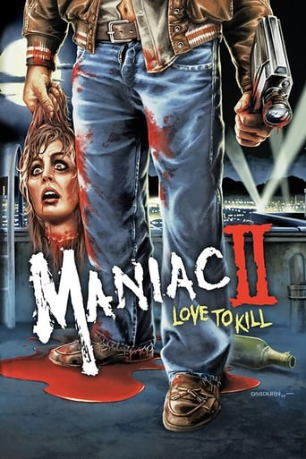 Poster of Maniac 2: Mr. Robbie