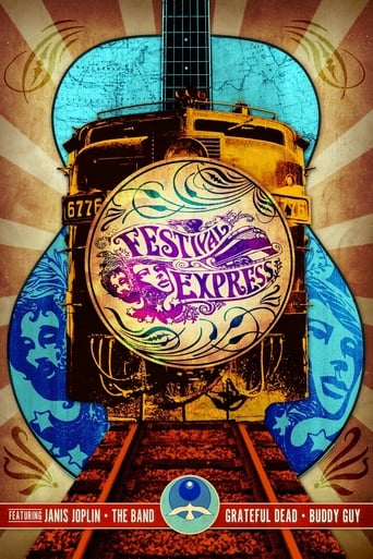 Poster of Festival Express