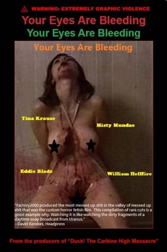 Poster of Your Eyes Are Bleeding