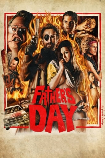 Poster of Father's Day