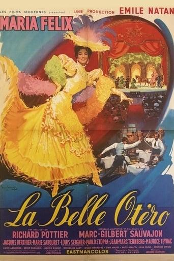 Poster of La Belle Otéro