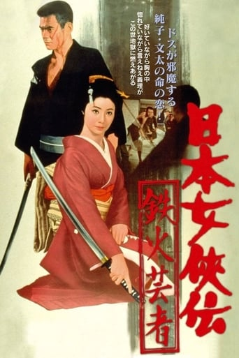 Poster of A Lively Geisha