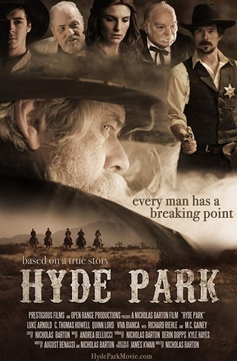 Poster of Hyde Park