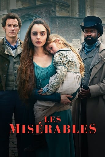 Poster of Los Miserables Uk
