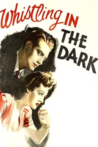 Poster of Whistling in the Dark