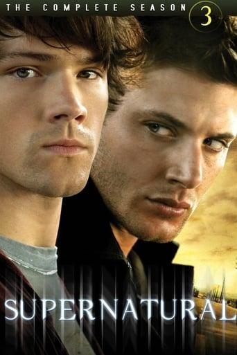 Sobrenatural 3ª Temporada - Poster